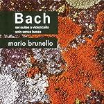 J.S.バッハ:無伴奏チェロ組曲(全曲) (J.S.Bach : Cello Suites No. 1-6 / Mario Brunello (Vc)) (3CD)