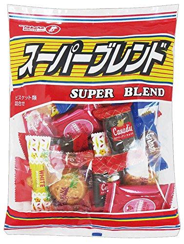 宝製菓  スーパーブレンド 300g(個包装込み)×12袋