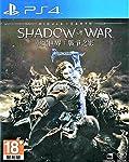 (PS4)Middle-earth:Shadow of Warミドル・アース シャドウ・オブ・ウォー 中文版 [並行輸入品]