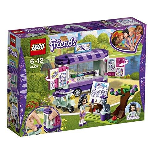 レゴ(LEGO) フレンズ エマのお絵かきワゴン 41332