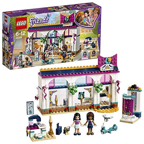 レゴ(LEGO)フレンズ アンドレアのオシャレショップ 41344