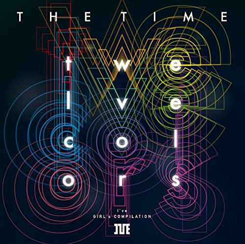 15th ANNIVERSARY I've GIRL'S COMPILATION「The Time ~12 Colors~」