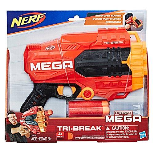 Nerf N-Strike Mega Tri-Break ネルフ Nストライク メガトライブレイク [並行輸入品]