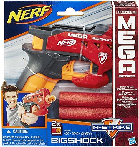 輸入ナーフエヌストライクアメリカ Nerf N-Strike Mega BigShock Blaster [並行輸入品]