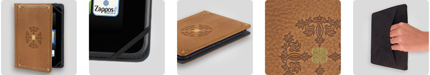 Verso Prologue Tan Cover for Kindle Fire HD 7
