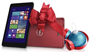 Dell Venue 8 Pro 64G WiFi Office HBモデル レッド
