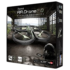 AR.Drone 2.0 Elite Edition - Jungle Version