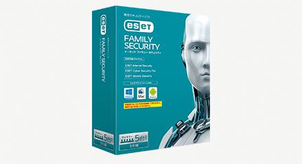 ESET (イーセット) セキュリティソフト