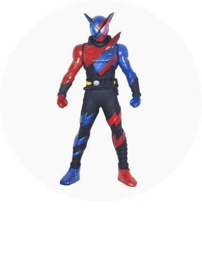 仮面ライダービルドのおもちゃ