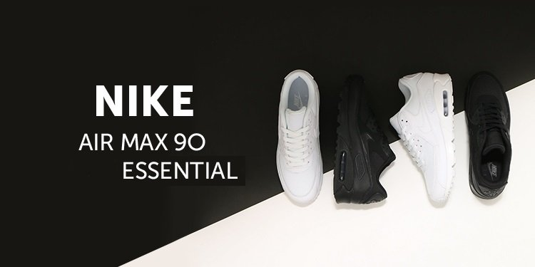 IKE AIR MAX 90 ESSENTIAL