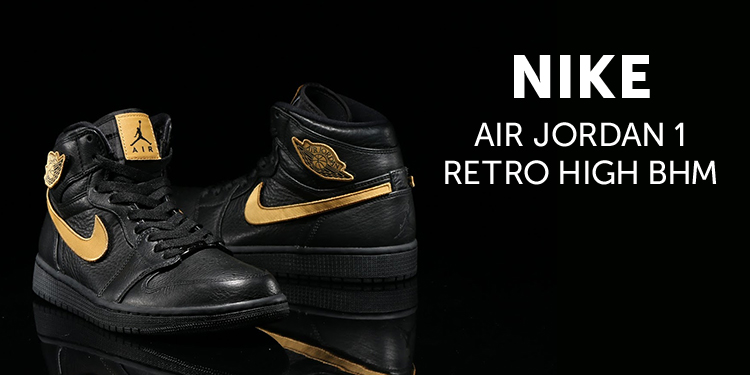 NIKE AIR JORDAN 1 RETRO HIGH BHM