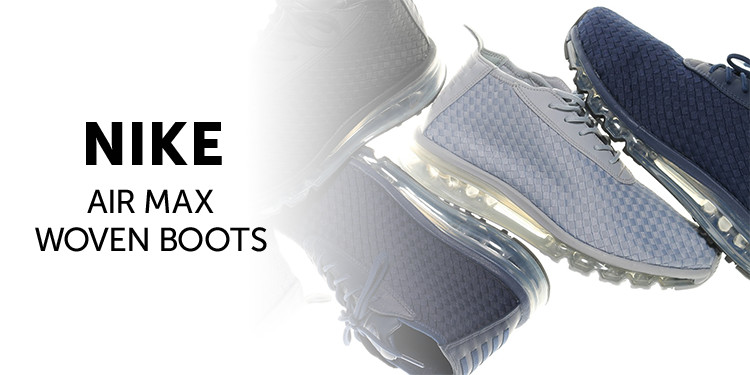 NIKE AIR MAX WOVEN BOOTS