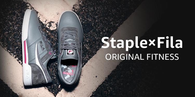 Staple×Fila Original Fitness