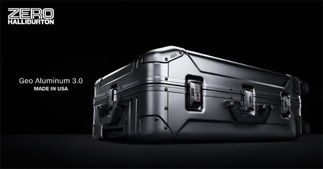 スーツケース GEO Aluminum 3.0