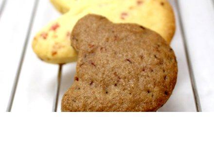 簡単2色クッキー