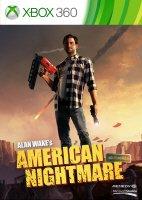 Alan Wake's American Nightmare パッケージ画像