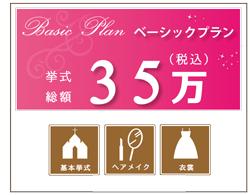 35万円 ベーシックプラン