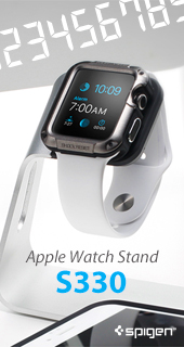 Spigen Apple Watch スタンド