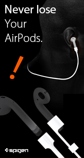 Spigen Air Pods ストラップ