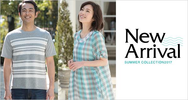 SUMMER COLLECTION 2016 Men's & Lady's お盆休みのお知らせ