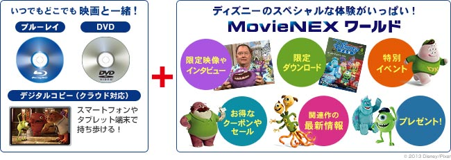 MovieNEXワールド