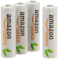 Amazonベーシック充電式ニッケル水素電池<br>単3形8個パック(充電済み)