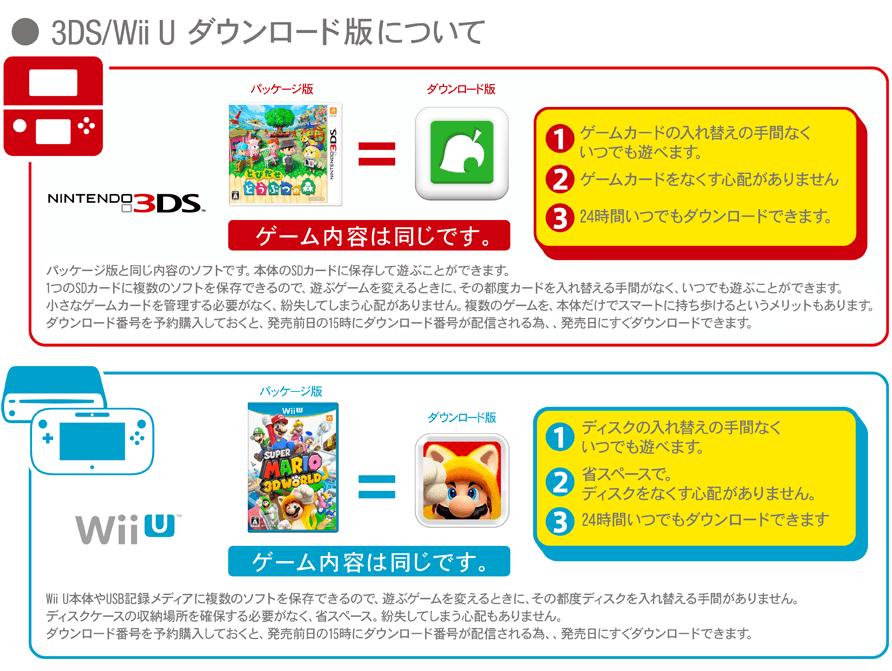 無料の追加ソフト - 3DS新作ソフト・スケジュール