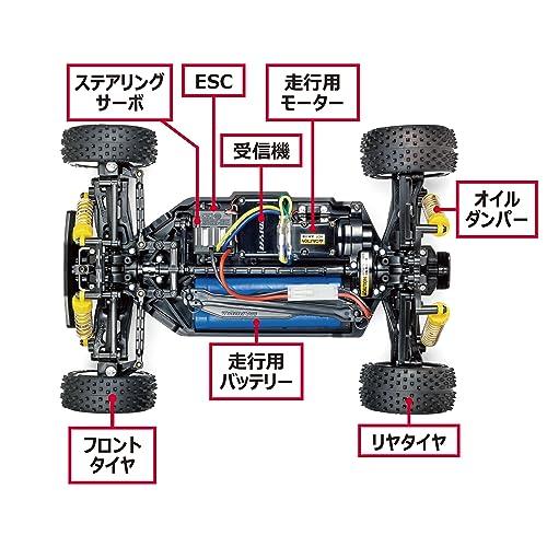 ラジコンの構造