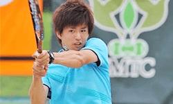 羽生沢 哲朗 選手 | テニス