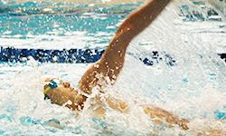 堀田 恵路 選手 | 水泳