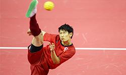 山田 昌寛 選手 | セパタクロー