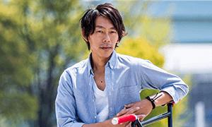 井谷 雅 選手の目標