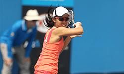 西郷 幸奈 選手 | テニス