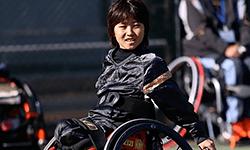 坂口 竜太郎 選手 | 車いすテニス