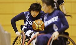 SCRATCH(チーム) | 車いすバスケットボール女子