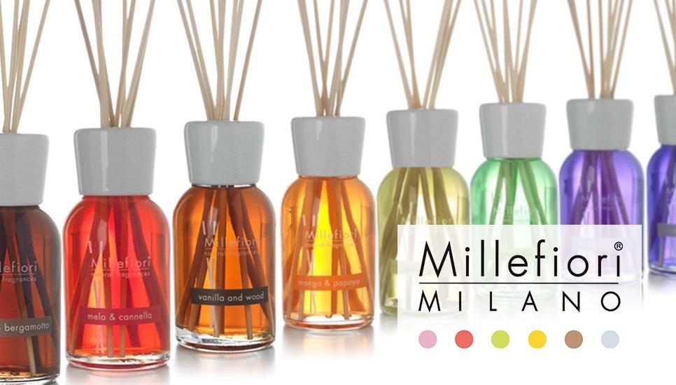 ミッレフィオーリ(Millefiori)