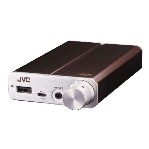 JVC ハイレゾ対応 ポータブルヘッドホンアンプ SU-AX7