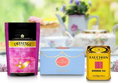 海外の老舗紅茶ブランド