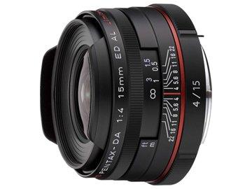 HD PENTAX-DA 15mmF4ED AL Limited