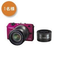 Canon ミラーレス一眼カメラ EOS M2 ダブルレンズキット