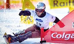 斯波 正樹 選手 | スノーボードアルペン