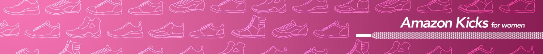 Amazon Kicks for women