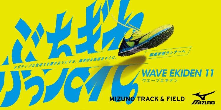 wave ekiden 11