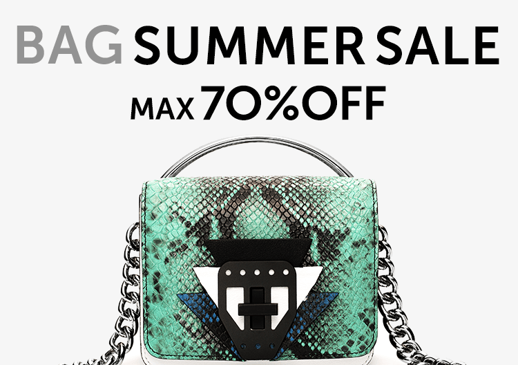 Bag Summer Sale Max70%OFF