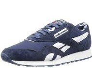 "Reebok CLASSIC スニーカー CL NYLON AFFILIATES ""THE HUNDREDS"""