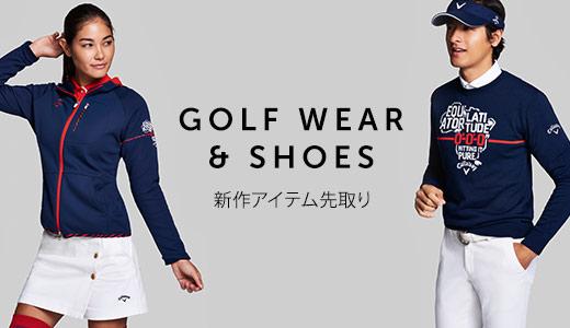 golfwear&shoes