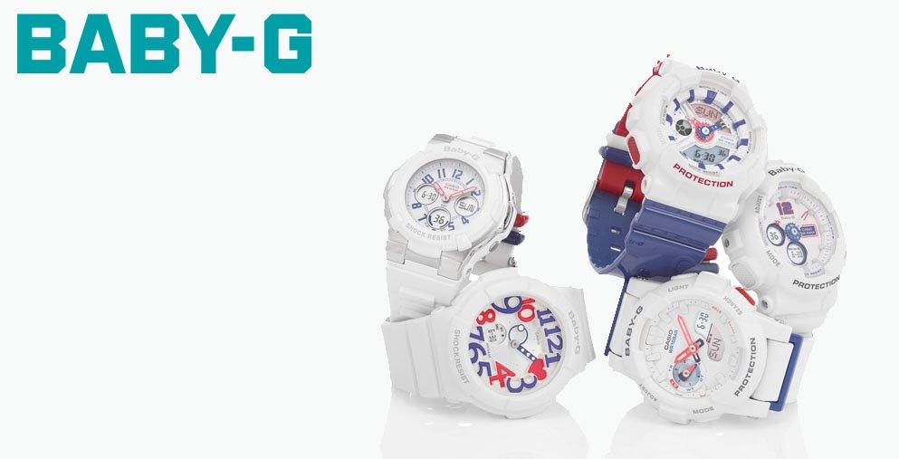 White Tricolor Series