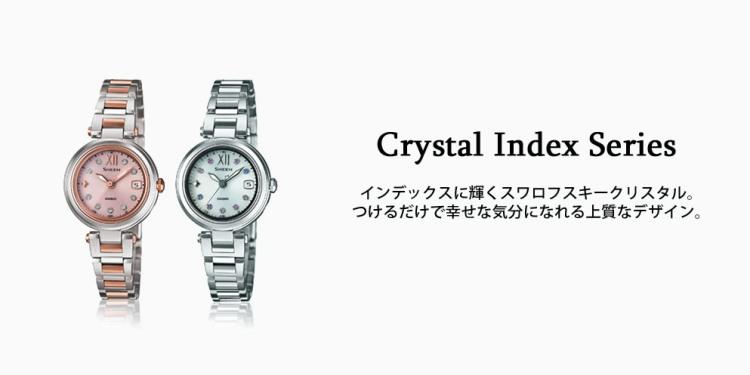 CRYSTAL INDEX