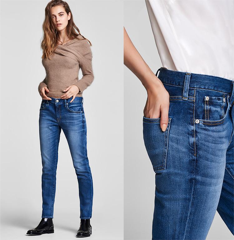 d6a4dff7d30a01 Amazon.co.jp: 今イチオシの厳選デニムブランド レディース: ファッション