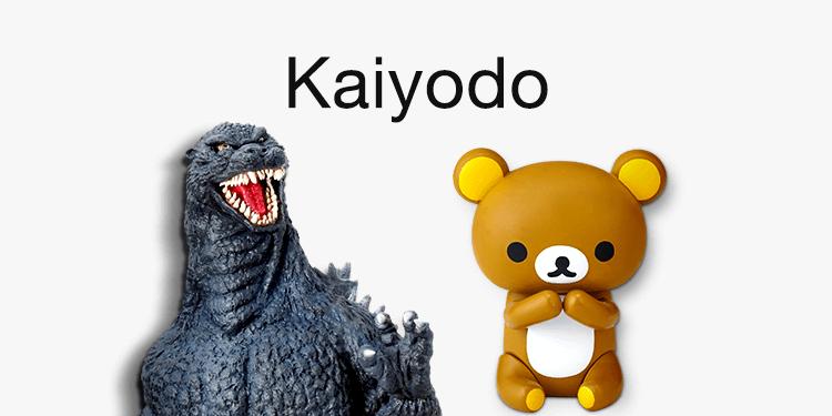 Kaiyodo | 海洋堂